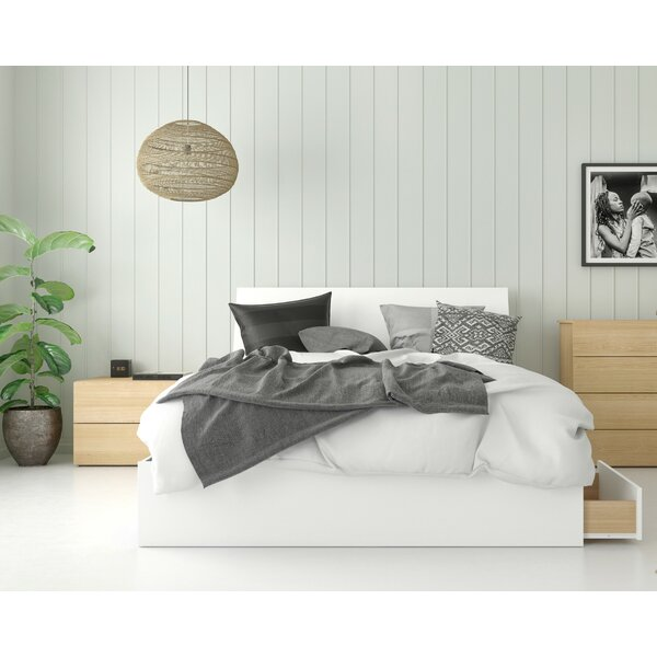 Daphine Platform 3 Piece Bedroom Set by Latitude Run