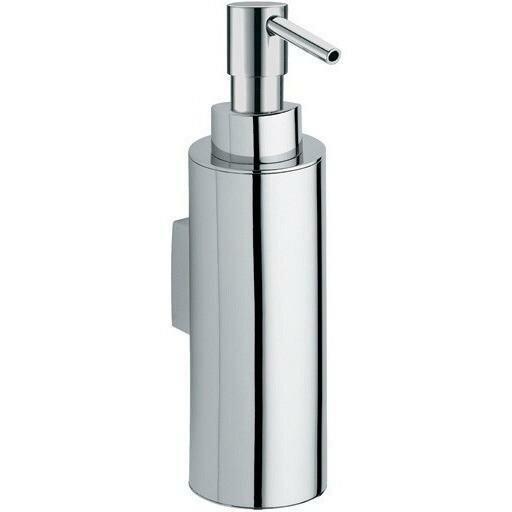 Soloman Wall Mounted Pump Soap & Lotion Dispenser by Orren Ellis