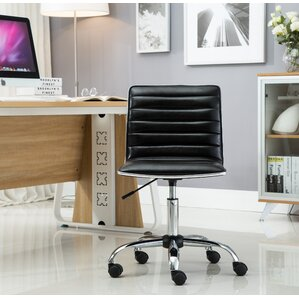 Stationary Desk Chair office chairs you'll love | wayfair