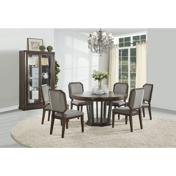 Sturm 7 Pieces Dining Set by Wrought Studio