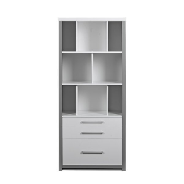 Rivas Standard Bookcase by Ebern Designs