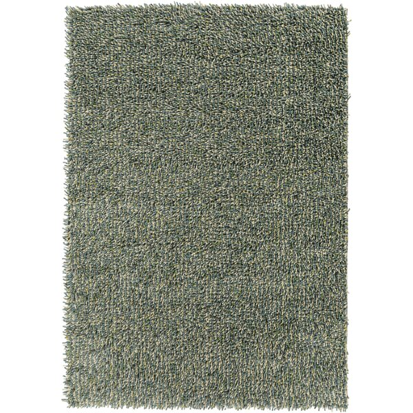Annette Blue/Green Area Rug by Alcott Hill