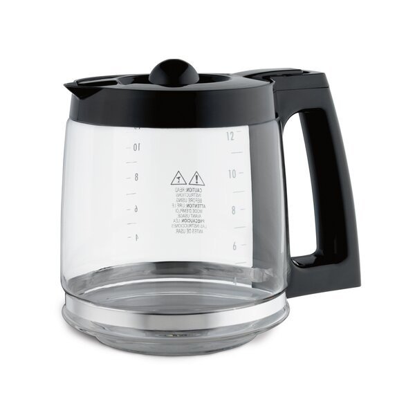 Replacement Carafe By Hamilton Beach.