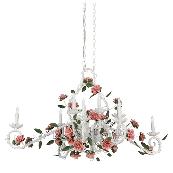 Hicks 12 - Light Unique / Statement Classic / Traditional Chandelier By One Allium Way
