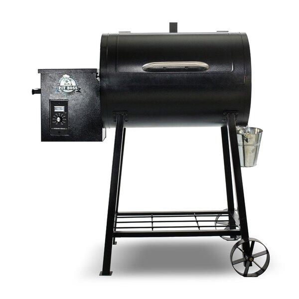 37 Wood Pellet Grill by Pit Boss