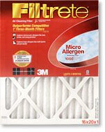Filtrete Air Filter (Set of 6) by 3M