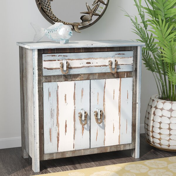 Hallowell 2 Doors Accent Cabinet by Beachcrest Home