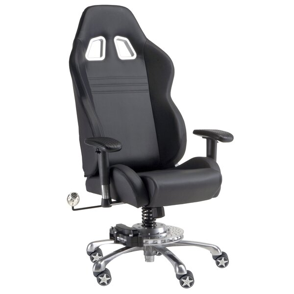 Grand Prix Executive Chair by PitStop Furniture