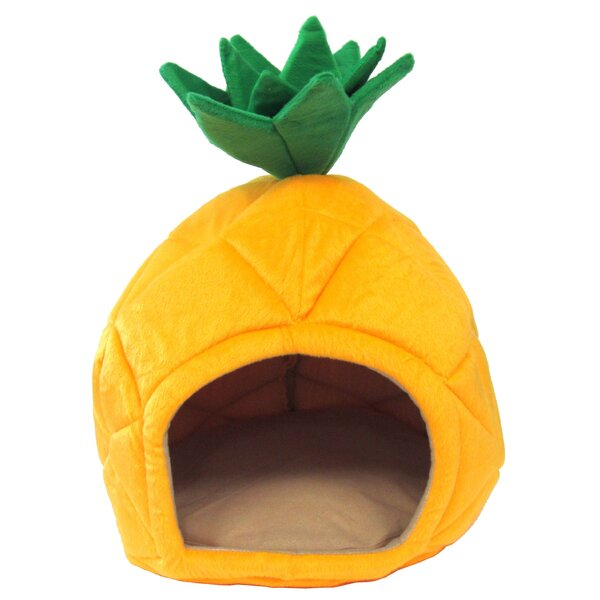 Fontaine Pineapple Dog Dome by Archie & Oscar