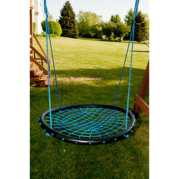 WonkaWoo Little Flyers Net Swing by Sunnywood