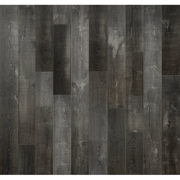 Timber Lodge 7.5 Engineered Oak Hardwood Flooring in Natural in Caribou by Forest Valley Flooring