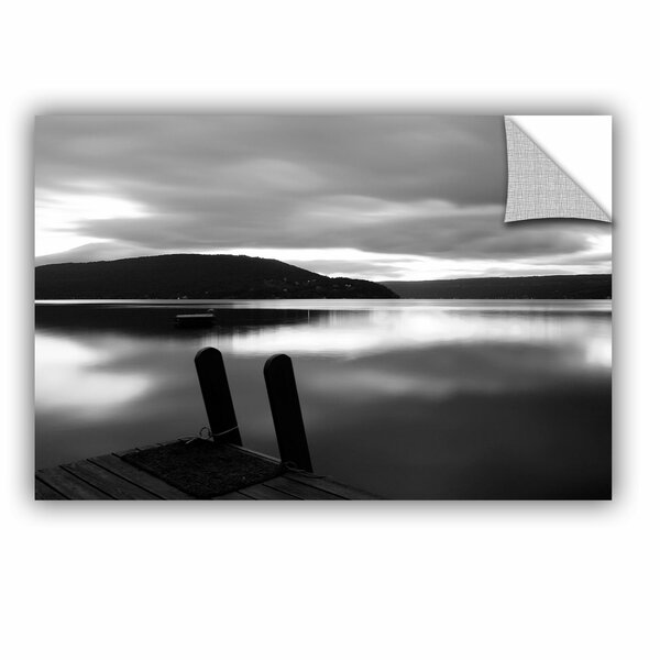 ArtApeelz Still Waters by Steve Ainsworth Photographic Print on Canvas by ArtWall