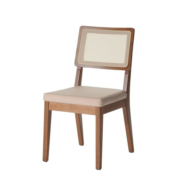 Tatom Upholstered Dining Chair by Union Rustic