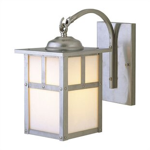Look for Biali 1 Light Outdoor Wall Lantern By Charlton Home