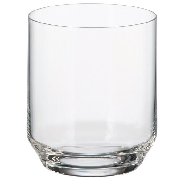 Ines 11.83  oz. Every Day Glass (Set of 6) by Red Vanilla