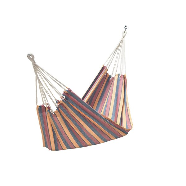 Cotton Camping Hammock by Home & More Home & More