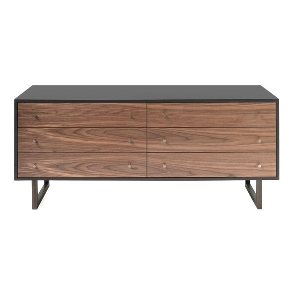 Winsford 6 Drawer Double Dresser By Corrigan Studio®