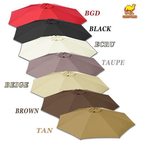 Rayners Patio Umbrella Covers by Winston Porter