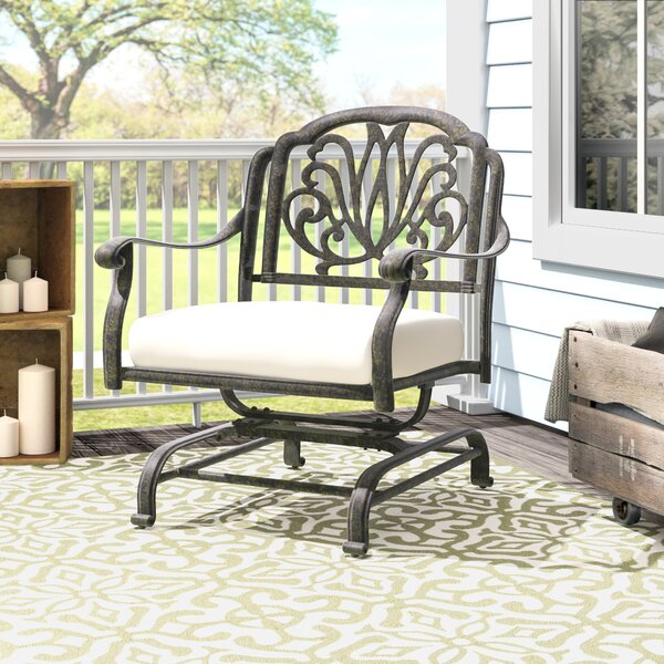 Lebanon Base Deep Seating Club Chair Frame by Three Posts