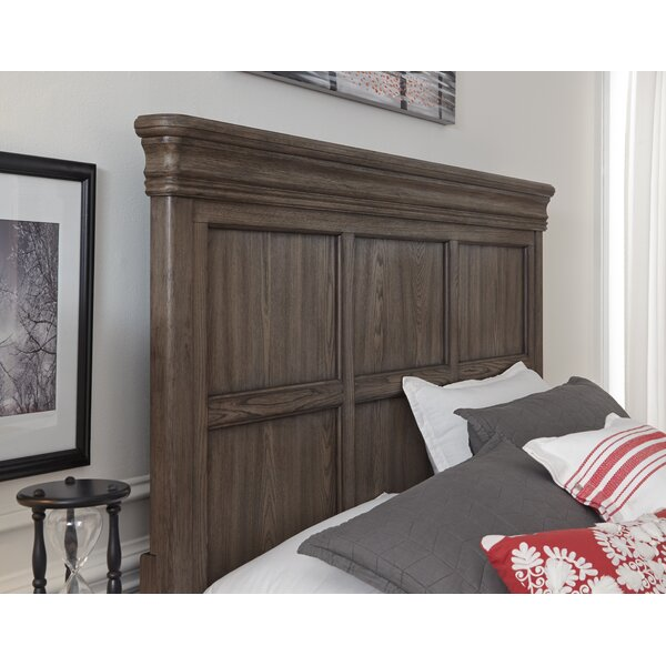 Alford King Panel Headboard by Longshore Tides
