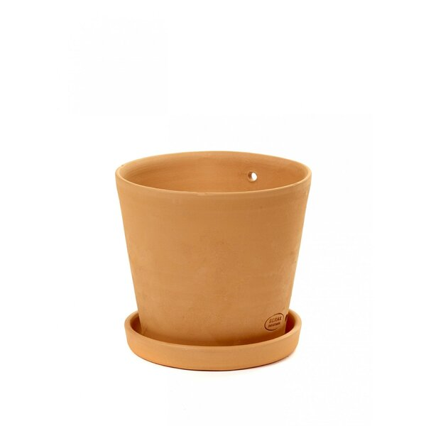 Wall Ceramic Pot Planter by Serax