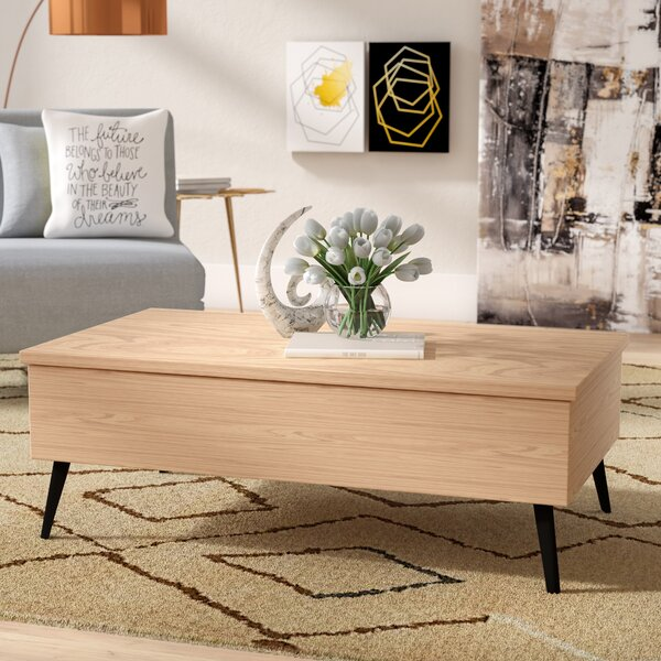 Cordray Coffee Table with Lift Top by Ivy Bronx