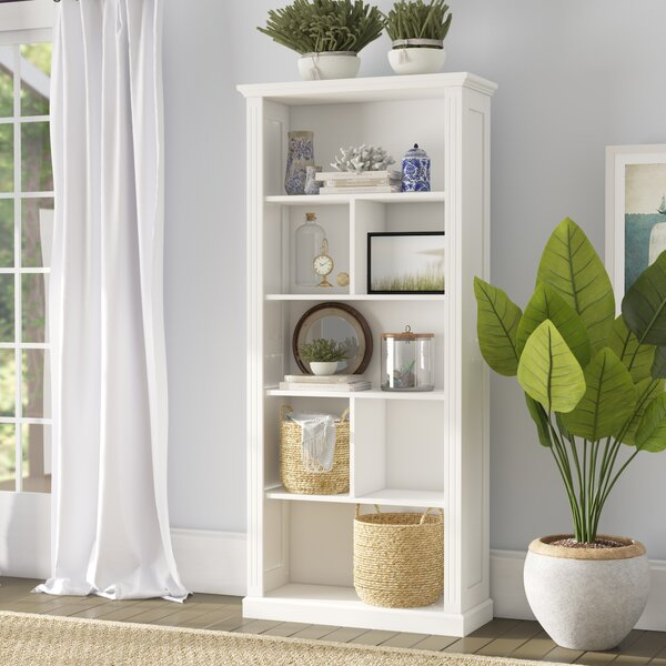 Glocester Cube Unit Bookcase by Beachcrest Home