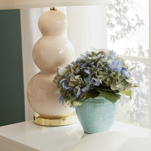 Hydrangea Floral Arrangement by Ophelia & Co.