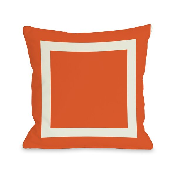 Throw Pillow by One Bella Casa