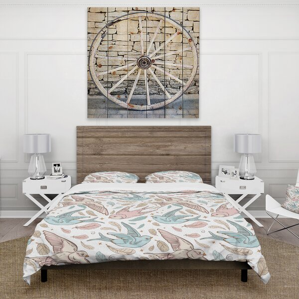 Country Duvet Cover Set by East Urban Home