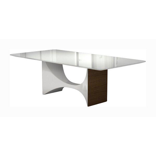 Camden Dining Table by Modloft Black Modloft Black