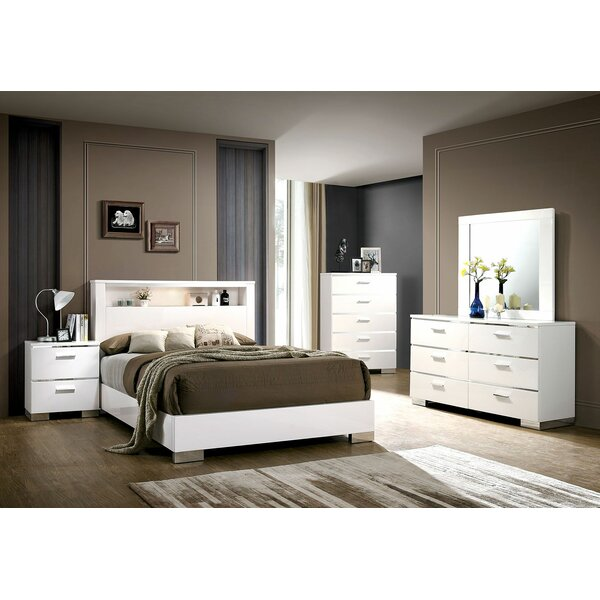 Janice Platform Configurable Bedroom Set by Orren Ellis