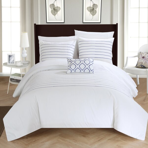 Bea Duvet Cover Set by Chic Home