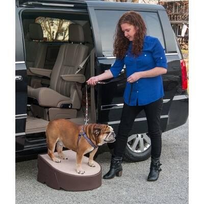 Zinus Easy 2 Step Pet Stair Reviews Wayfair