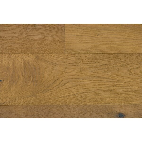 Bergen 7-1/2 Engineered Oak Hardwood Flooring in Biscotti by Branton Flooring Collection