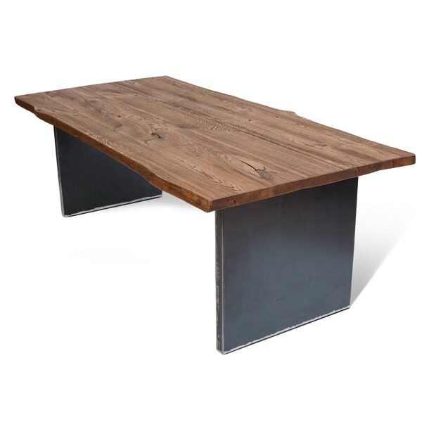 Newkirk Solid Wood Dining Table by Foundry Select