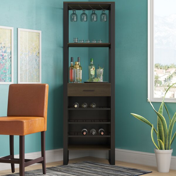 Deyoung Bar Cabinet By Wrought Studio