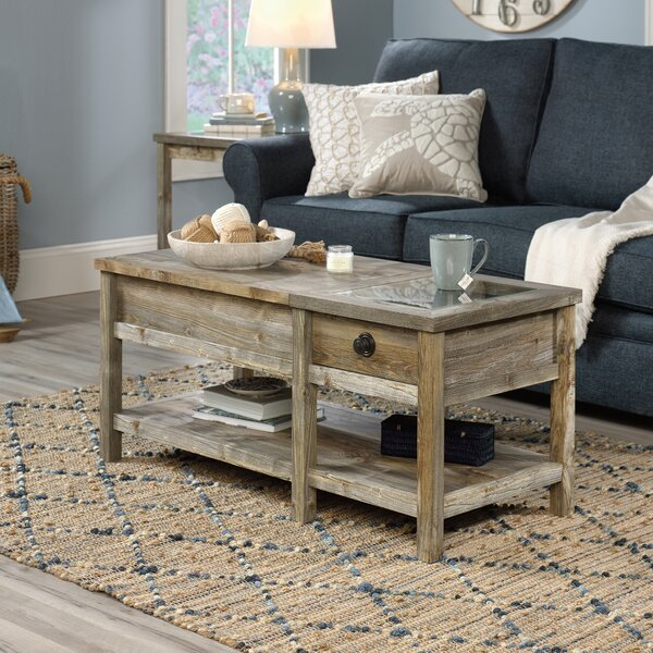 Wingate Coffee Table With Storage By Foundry Select
