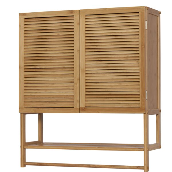 Louver 24 W x 28 H Cabinet by Creative Bath