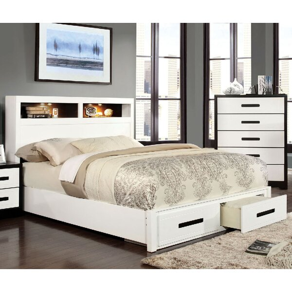 Loveland Storage Standard Bed by Orren Ellis
