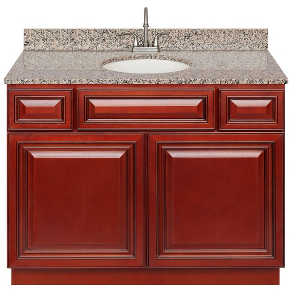 Kesgrave 42 Single Bathroom Vanity Set by Charlton Home