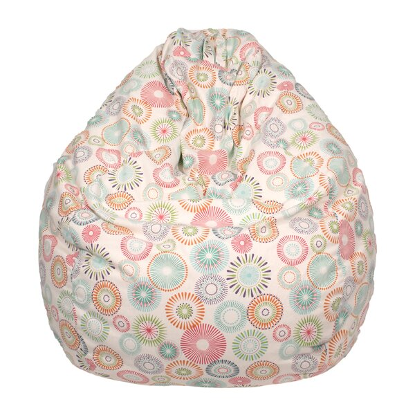 Starburst Pinwheel Bean Bag Chair by Gold Medal Bean Bags