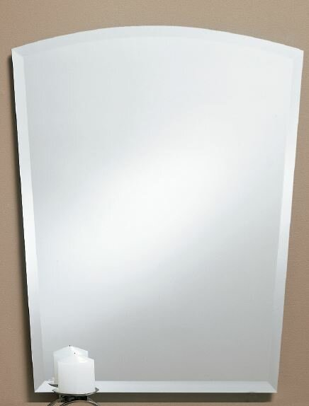 Prompton Obtuse Arched Bathroom/Vanity Mirror by Orren Ellis