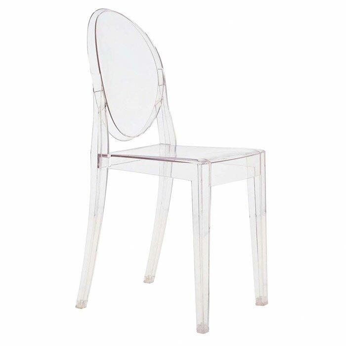 kartell ghost victoria chair & reviews   wayfair.ca