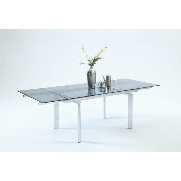 #1 Lux Dining Table By Orren Ellis No Copoun