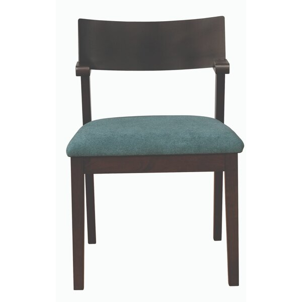 Morrison Upholstered Dining Chair (Set of 2) by Ivy Bronx