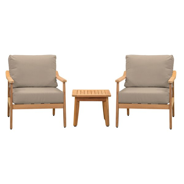 Alta Seating Group With Sunbrella Cushions By Union Rustic