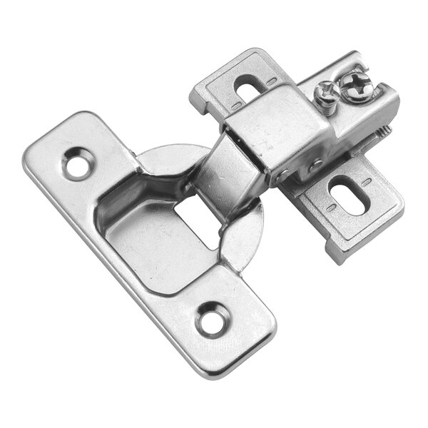 Invisible/Concealed Door Hinges (Set of 10) by Hickory Hardware