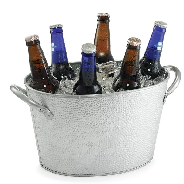 Galvanized 224 Oz. Beverage Tub by Tablecraft
