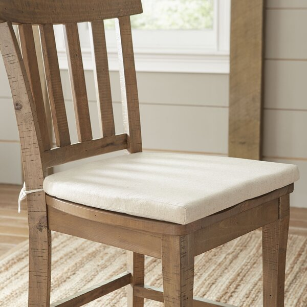 Seneca Barstool Cushion (Set of 2) by Birch Lane™